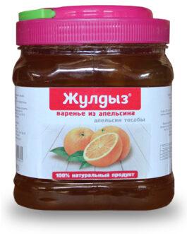 Жулдыз Варенье Апельсиновое