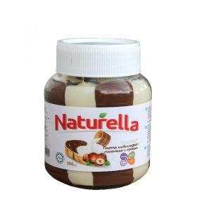 Naturella DUO Молочная Шоколадная Паста с Фундуком 350