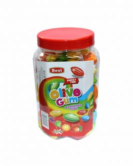 Sweet Fun Olive Gum Жевательная Резинка