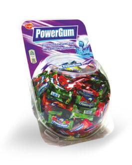 PowerGum JAR Жевательная Резинка Ассорти 4 гр