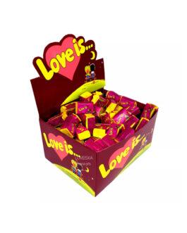 Love is Лимон Жевательная Резинка