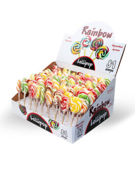 Rainbow Карамель Леденцовая Фигурная