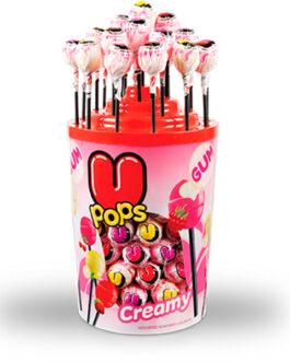 Durukan U Pops Gum Creamy