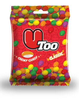 Durukan U Too Classic Chewy Candy 25