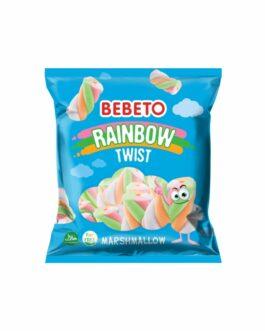 Bebeto Жевательный Мармелад Rainbow Twisty