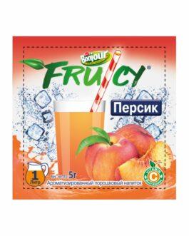 Bonjour Порошковый напиток Персик