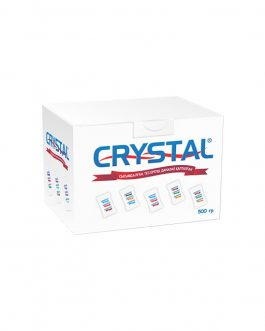 Crystal сахар рафинад Stick 3D 500