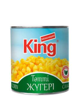 King Сладкая кукуруза 340