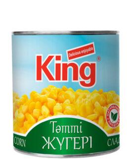 King Сладкая кукуруза 400
