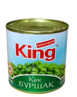 King Зелёный горох 400
