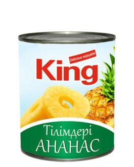 King Ананасы кольцами 565