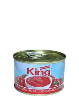 King томатная паста 198