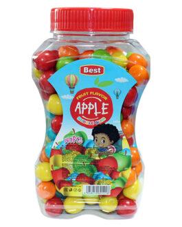 Apple Bubble Gum — Жевательные резинки со вкусом яблока