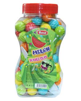 Watermelon Bubble Gum — Жевательные резинки со вкусом арбуза